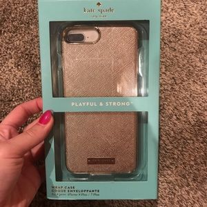 Kate Spade Coque Enveloppante Phone Case